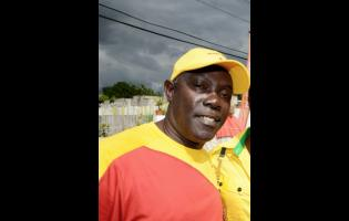 Wolmer's Girl's coach Michael Carr