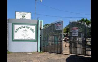 Oracabessa High School in St Mary.
